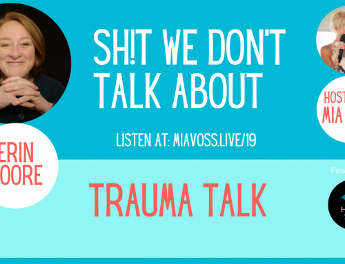 Episode 019 – Erin Moore   Must Love Dogs and Healing Trauma