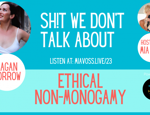Episode 023 – Sagan Morrow  | Ethical Non-Monogamy
