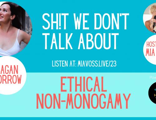 Episode 023 – Sagan Morrow    Ethical Non-Monogamy