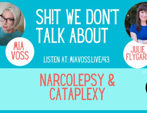 Episode 043 – Narcolepsy